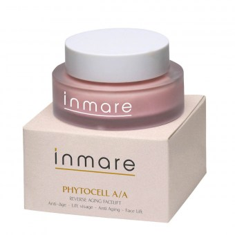 PhytoCell A/A Crème Anti-âge Lift Visage - Inmare Cosmetics - Produit belge