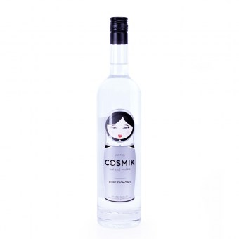 Cosmik Pure Diamond - Wave Distil - Vodka premium médaillée