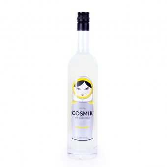 Cosmik Apéro Sweet Lemon - Wave Distil - Apéro fruité et naturel à base de vodka