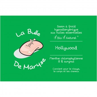 Savon Hollywood - La bulle de Maryse