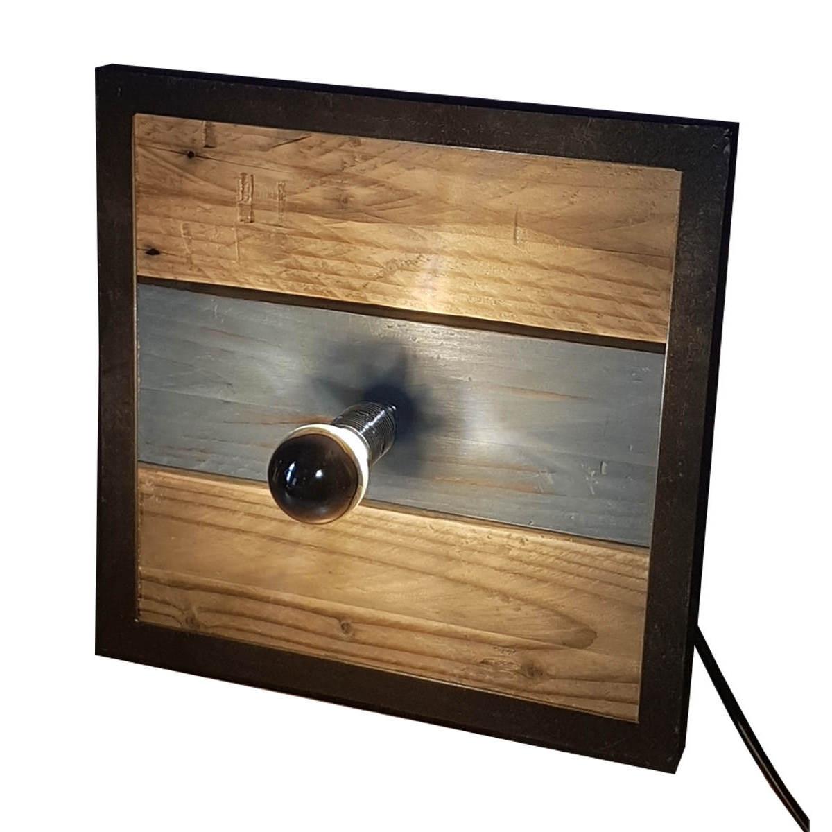 lampe design belge applique murale m tal 01 axel rons. Black Bedroom Furniture Sets. Home Design Ideas