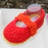 Chaussons - Ballerines rouges