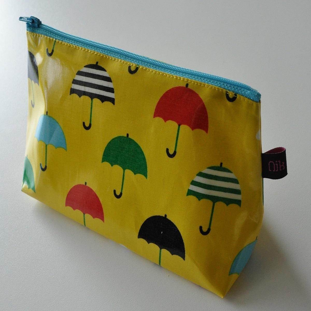 Trousse en coton bio parapluies - Taille moyenne enfant ...