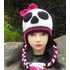 Bonnet Monster High-Skull