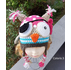 Bonnet Hibou Pirate