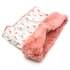 Snood Flamand rose